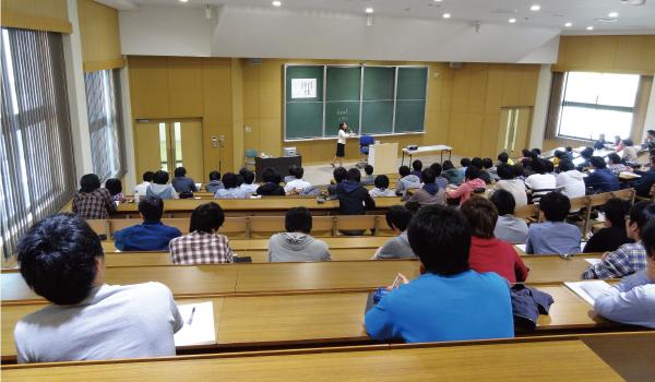 国立大学での授業 茨城大学 英語非常勤講師